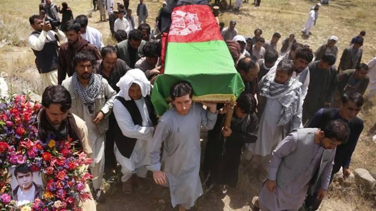 11 civilians killed in Kunduz
