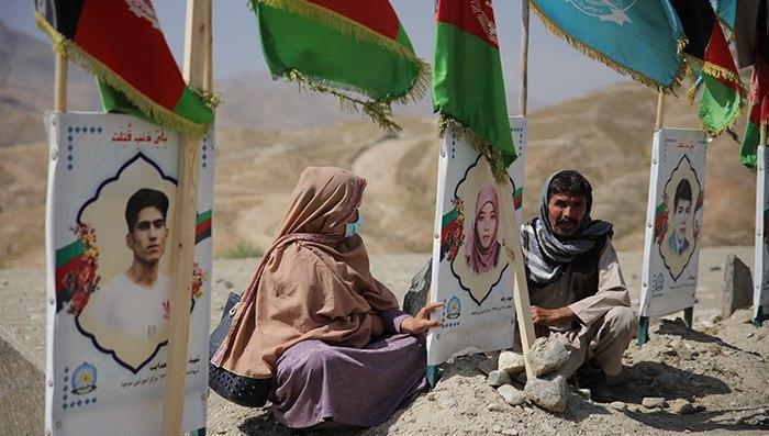 Afghan war victims