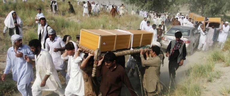 12 civilians killed in Paktia, Taliban abducted policewomen in Ghazni