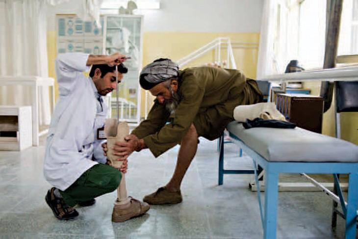 AIHRC: Afghan PWDs