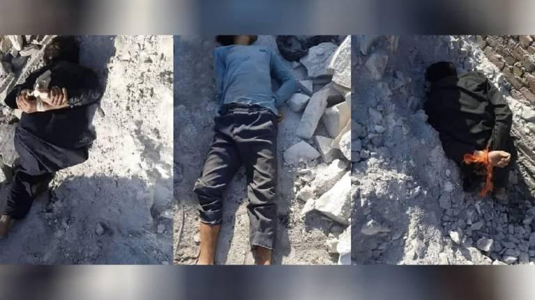 """factory workers """"brutally"""" killed in Nangarhar"""