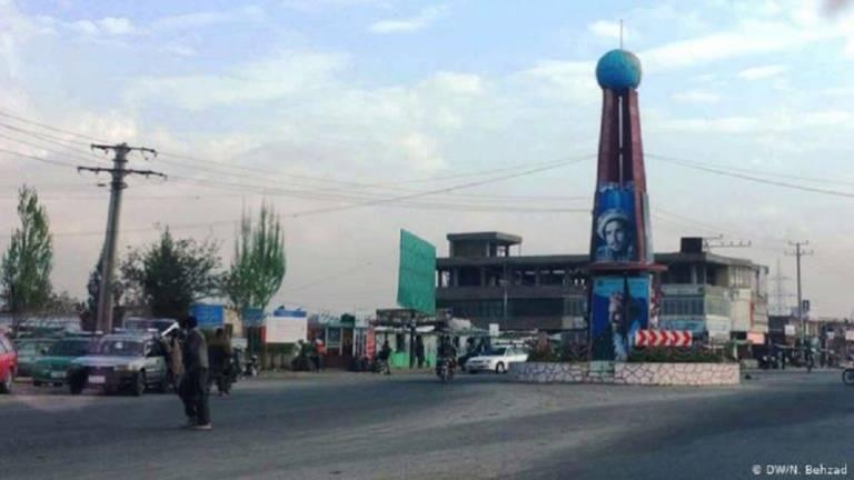 Old city of Baghlan-e-Markazi falls to the Taliban
