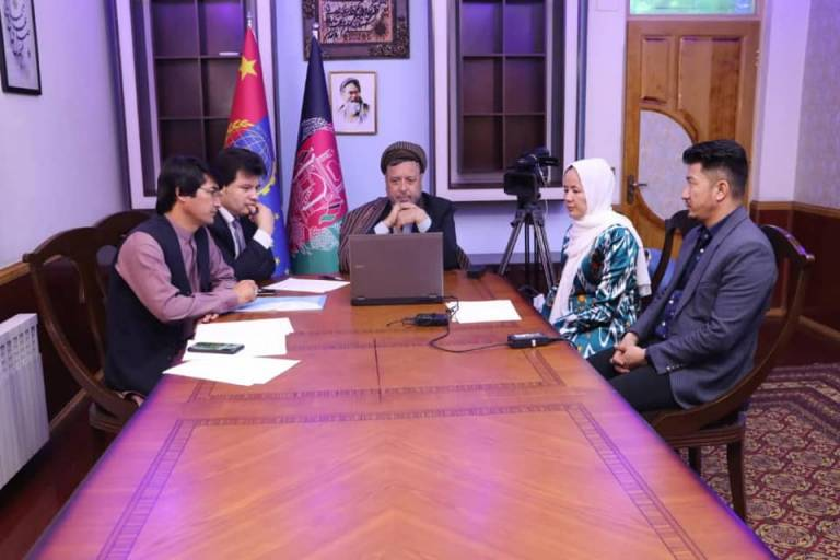 Pres. Ghani's adviser calls on UNSC to register Kabul school killing a genocide
