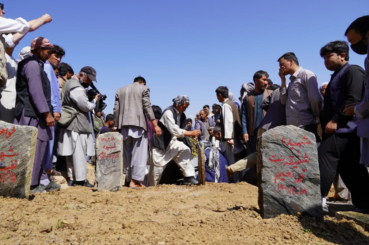 Between death and love: Hazaras struggle to fight a dark time