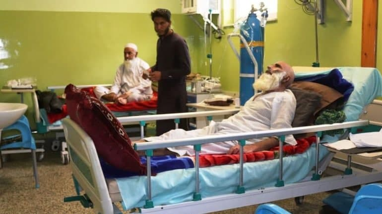 Afghanistan records 1,566 new cases of Covid-19 cases