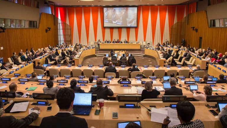 Afghanistan elected as ECOSOC member