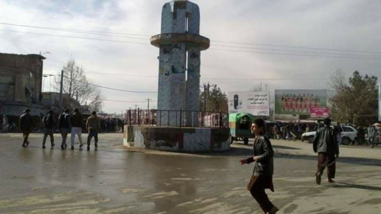 Government forces reclaim Khanabad district