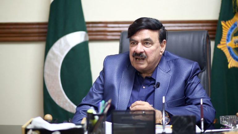 Sheikh Rashid admits Taliban receive medical treatment in Pakistan