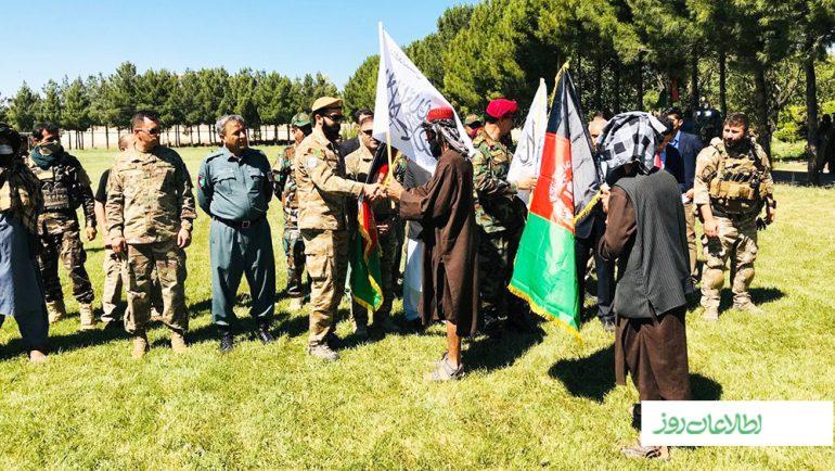 130 Taliban militants join peace process