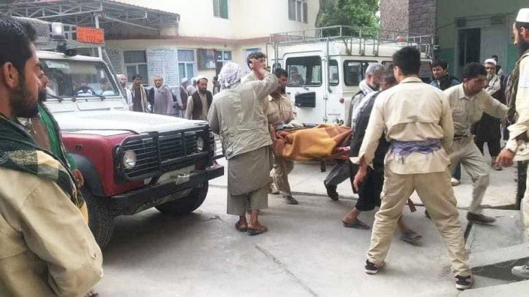 Taliban shot dead deminers