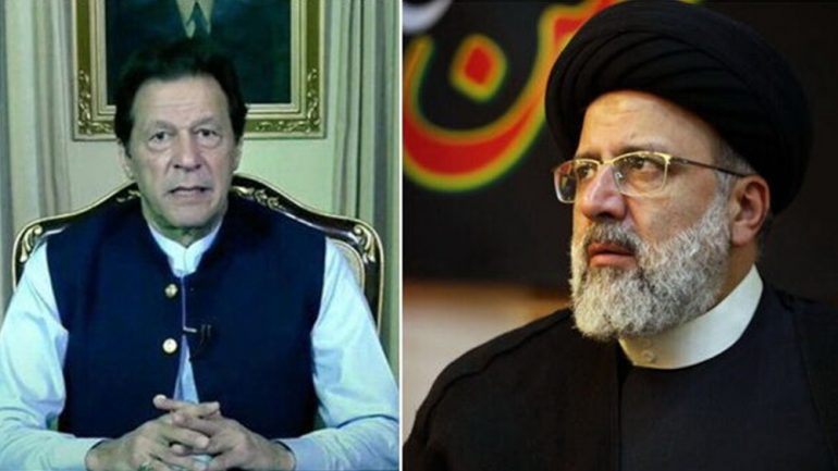 Pakistan's PM and Iran's president-elect discuss situation in Afghanistan