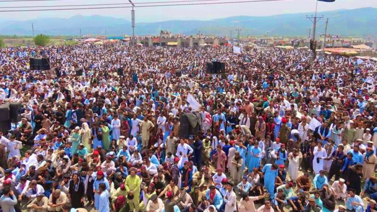 PTM calls for an end to Pakistan's interference in Afghanistan