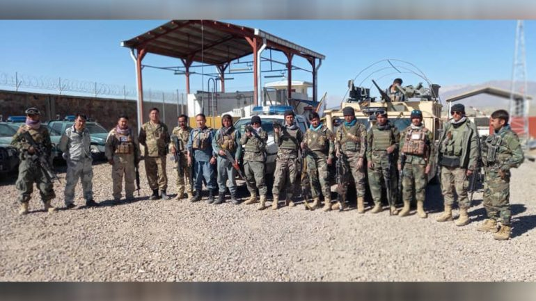 Security forces repel Taliban attack in Nawur