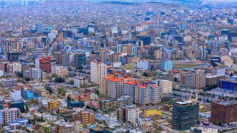 Taliban incursion into Kabul
