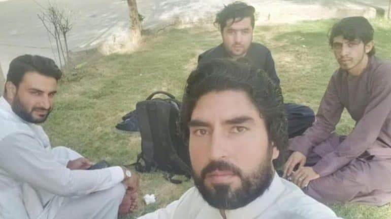 Local journalists accused of propagating for Taliban were detained