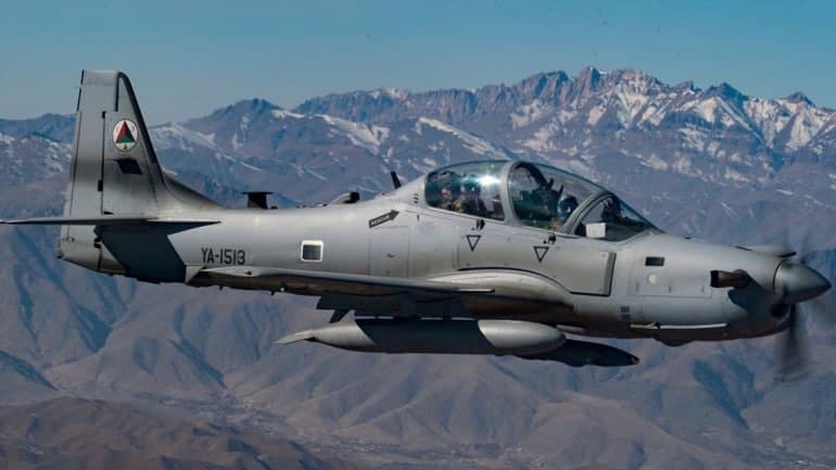 Taliban shadow governor for Bamyan killed in airstrike