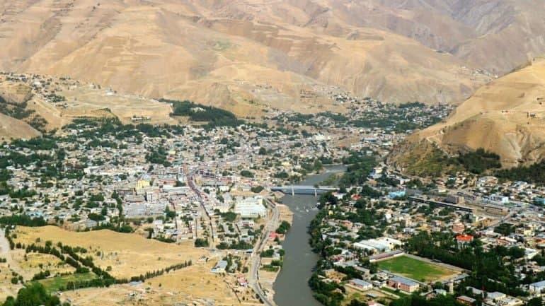 Taliban attack in Faizabad