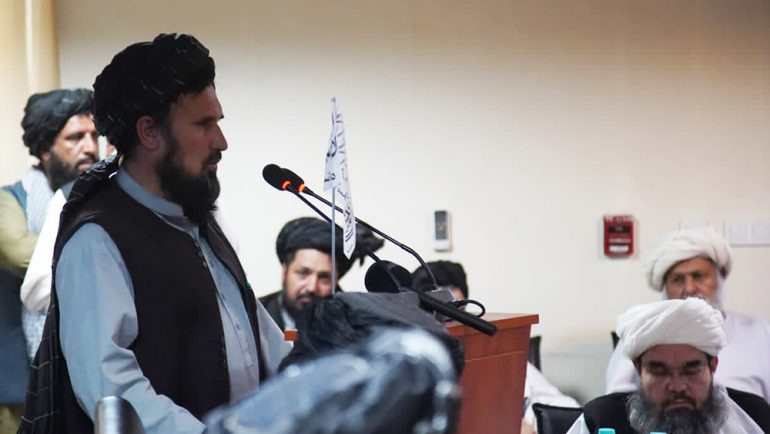 Taliban's Chief of Army Staff