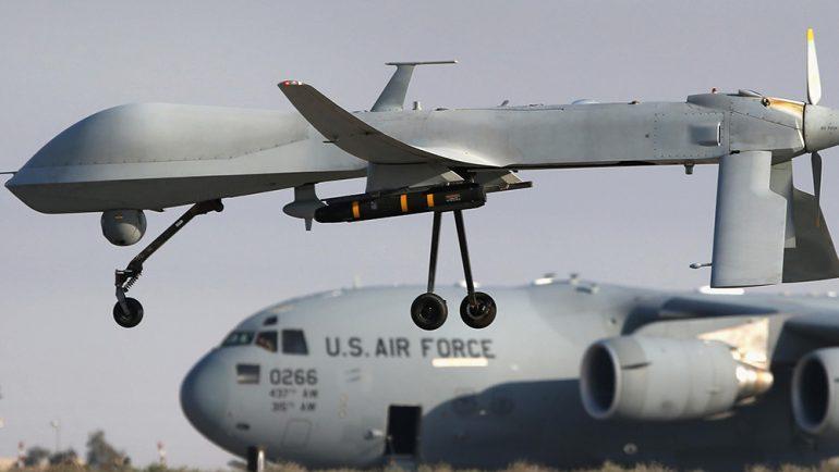 Taliban gov't accuses US of violating Afghanistan airspace